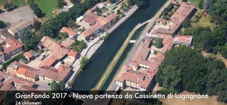 GRANFONDO DEL NAVIGLIO verso l'edizione 2017